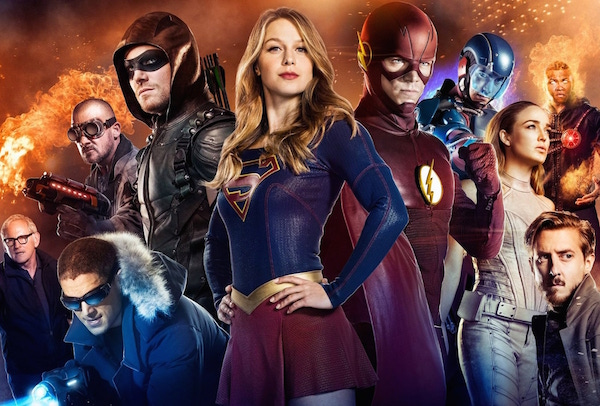 Trilogy Spoilers! – DC TV Crossover Review Part One