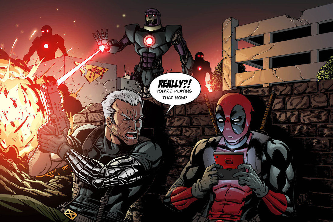 New Details on DEADPOOL 2 — Cable, Colossus, and Negasonic Teenage Warhead