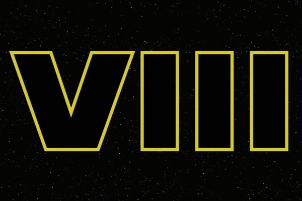 STAR WARS EPISODE VIII Title and Poster Revealed!