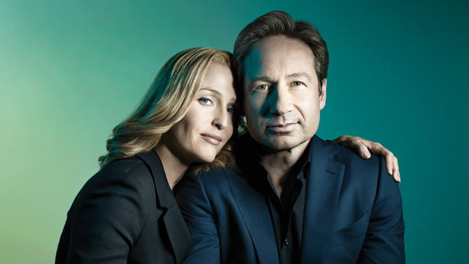 Fox Announces The X-FILES Return!