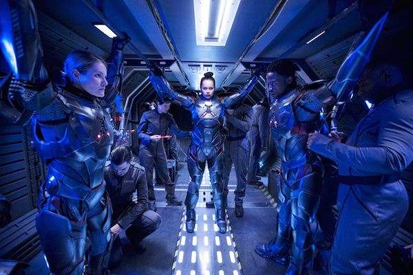 THE EXPANSE Is Getting a Third Season