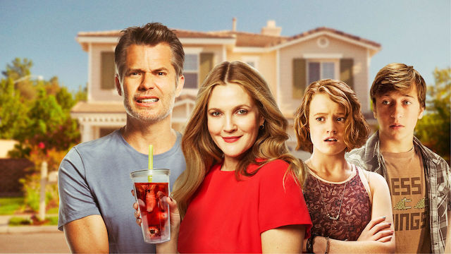 Netflix's SANTA CLARITA DIET Premieres this Friday