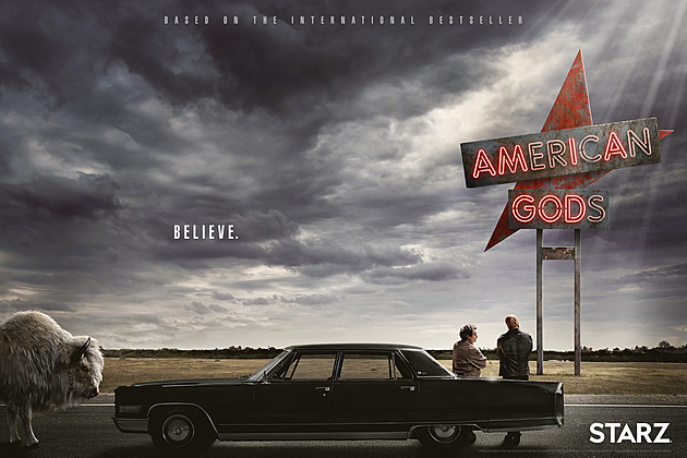 What You Need to Know About AMERICAN GODS Before the Premiere This Sunday