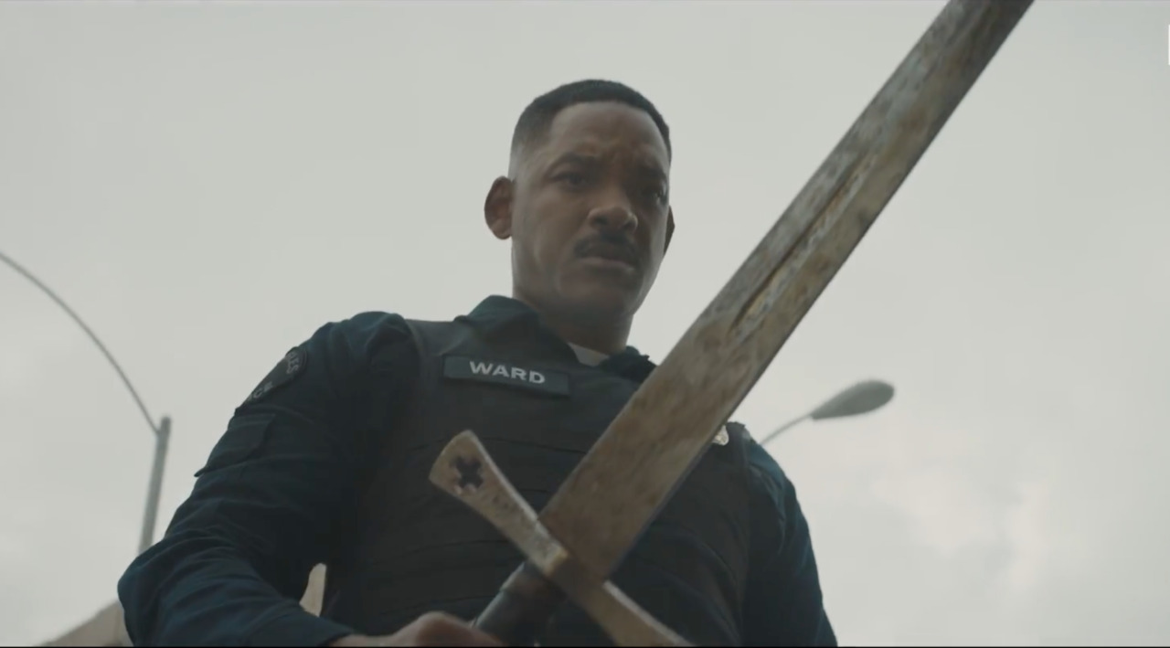 Netflix Drops First Teaser for Upcoming Will Smith Movie, BRIGHT