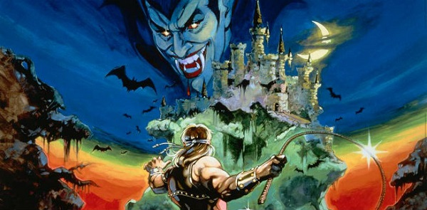 Grab Your Vampire Killer! CASTLEVANIA Is Coming to Netflix