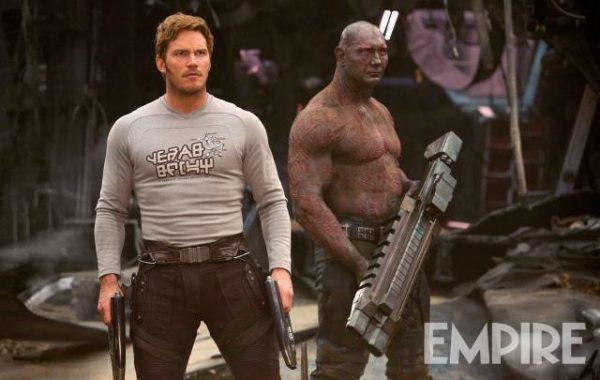 New Images from GUARDIANS OF THE GALAXY VOL 2 Give Us More Ego