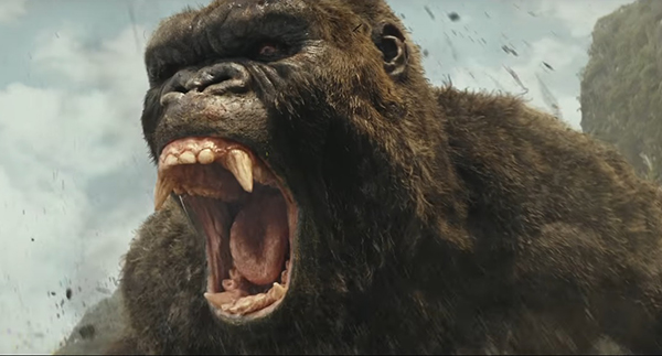 Kong Is King in the Final KONG: SKULL ISLAND Trailer