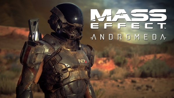 New MASS EFFECT: ANDROMEDA Gameplay Footage Explores Combat