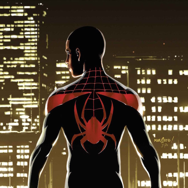 New SPIDER-MAN Project Will Focus on Miles Morales