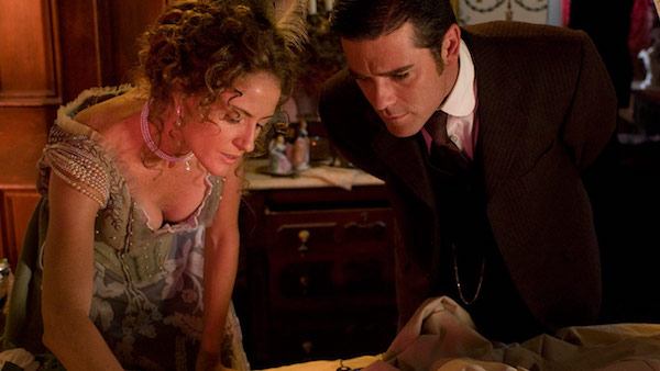 MURDOCH MYSTERIES Rewatch: (S02E05) The Green Muse