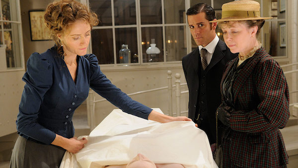 MURDOCH MYSTERIES Rewatch: (S02E06) Shades of Grey