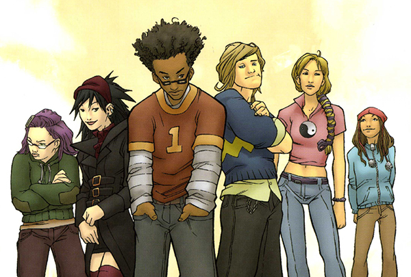 Marvel's RUNAWAYS Hulu Series Finally Has a Cast