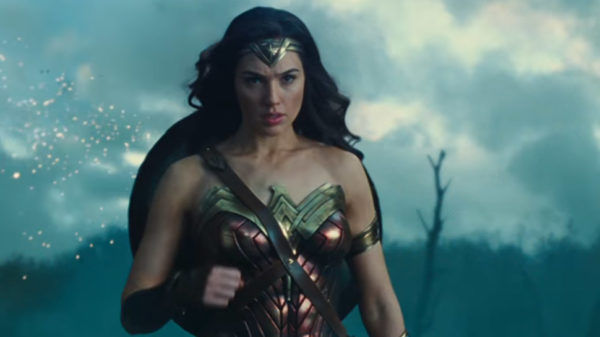 First Reactions to WONDER WOMAN are Positive