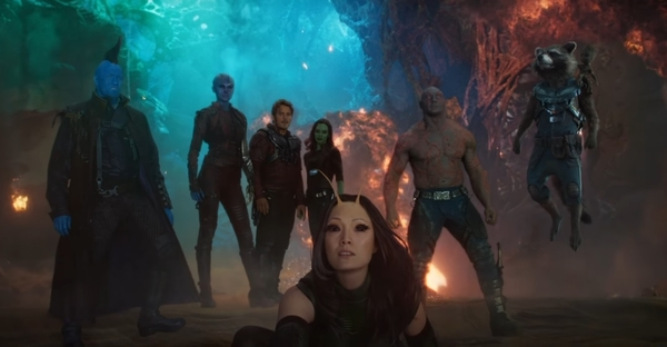 New GUARDIANS OF THE GALAXY VOL 2 Spot Promises Campy Fun
