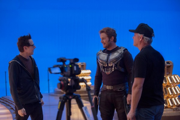 James Gunn Says Yes to GUARDIANS OF THE GALAXY 3