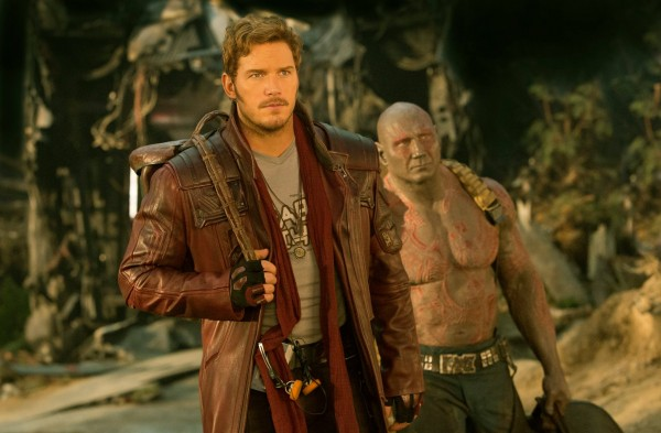 James Gunn, Chris Pratt and More Talk About How They are Family in GUARDIANS OF THE GALAXY, VOL.2