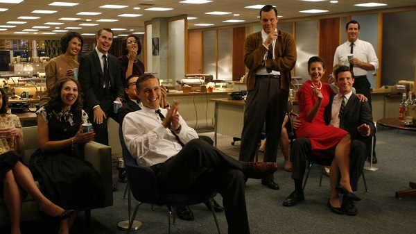 Drunk Men – MAD MEN Rewatch: (S01E12) Nixon vs. Kennedy