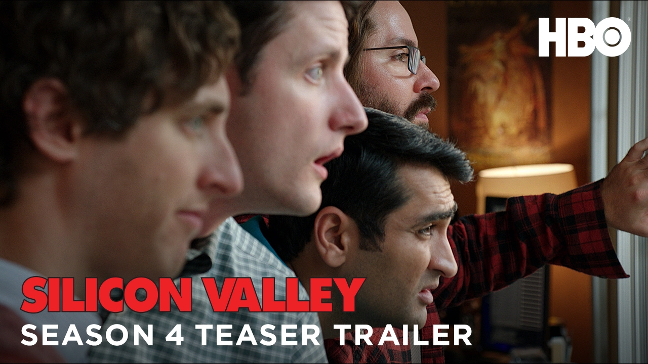 Take a Look at SILICON VALLEY Season 4 in This New Teaser