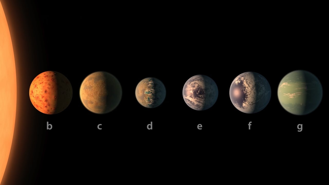 NASA Has Found 'A Treasure Trove of Planets' That May Have Liquid Water
