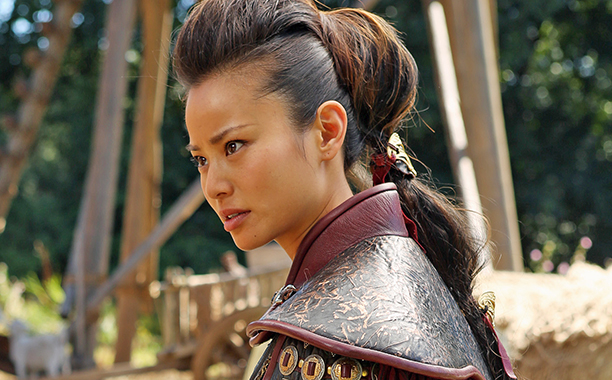 Jamie Chung Cast as Blink in Untitled X-MEN Series for Fox