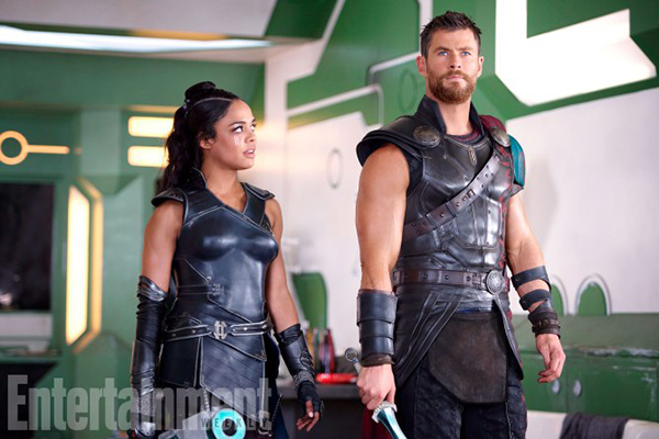 Tessa Thompson Talks Valkyrie in THOR: RAGNAROK