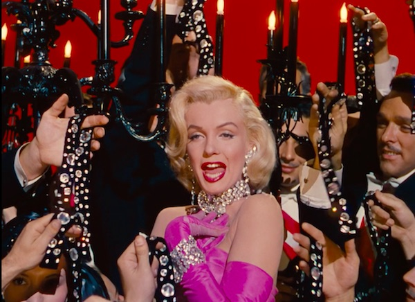 Classic Film Through a Feminist Lens: GENTLEMEN PREFER BLONDES