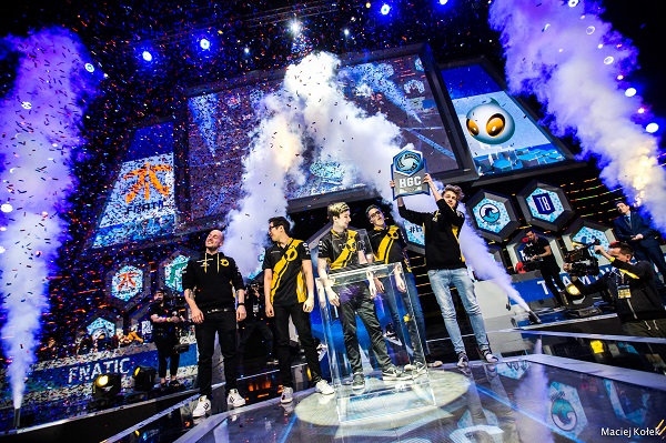 Team Dignitas Wins the HEROES OF THE STORM HGC Western Clash