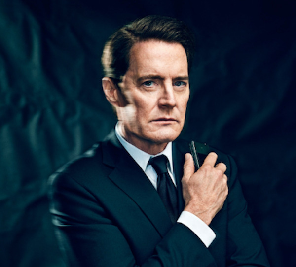 Kyle MacLachlan Comments on His Role as Agent Cooper in TWIN PEAKS Return