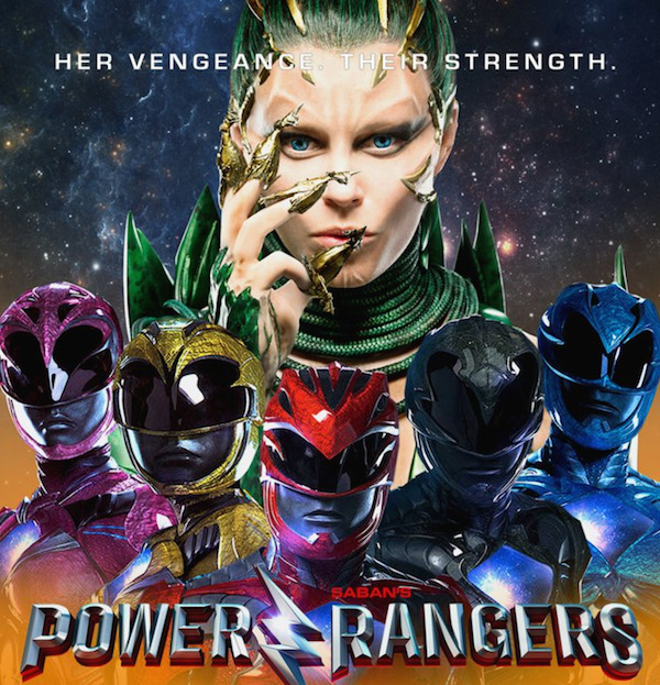 Bite-Sized Movie Review – POWER RANGERS