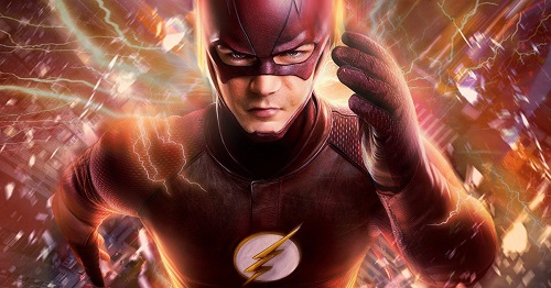 "The Flash Attempts to Save Wally in the Trailer for Next Week's THE FLASH ""Into the Speed Force"""