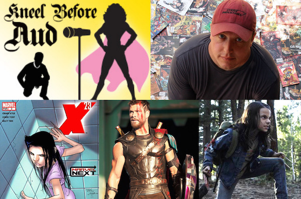 Ep. 48 – CRAIG KYLE: X-23 Creator and Thor: Ragnarok Writer on Kneel Before Aud