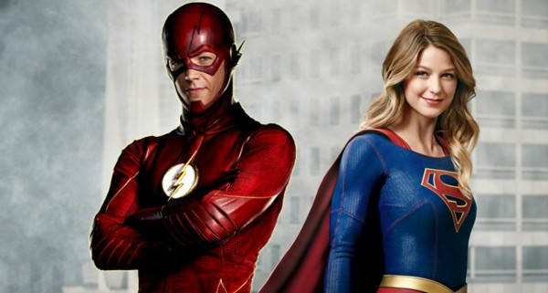 "THE FLASH and SUPERGIRL MUSICAL CROSSOVER Trailer for the Next Episode of The Flash ""Duet"""