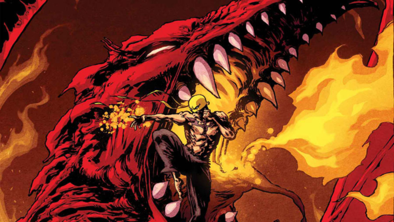 Netflix Will Not Show Shou-Lao the Undying in Their IRON FIST Series
