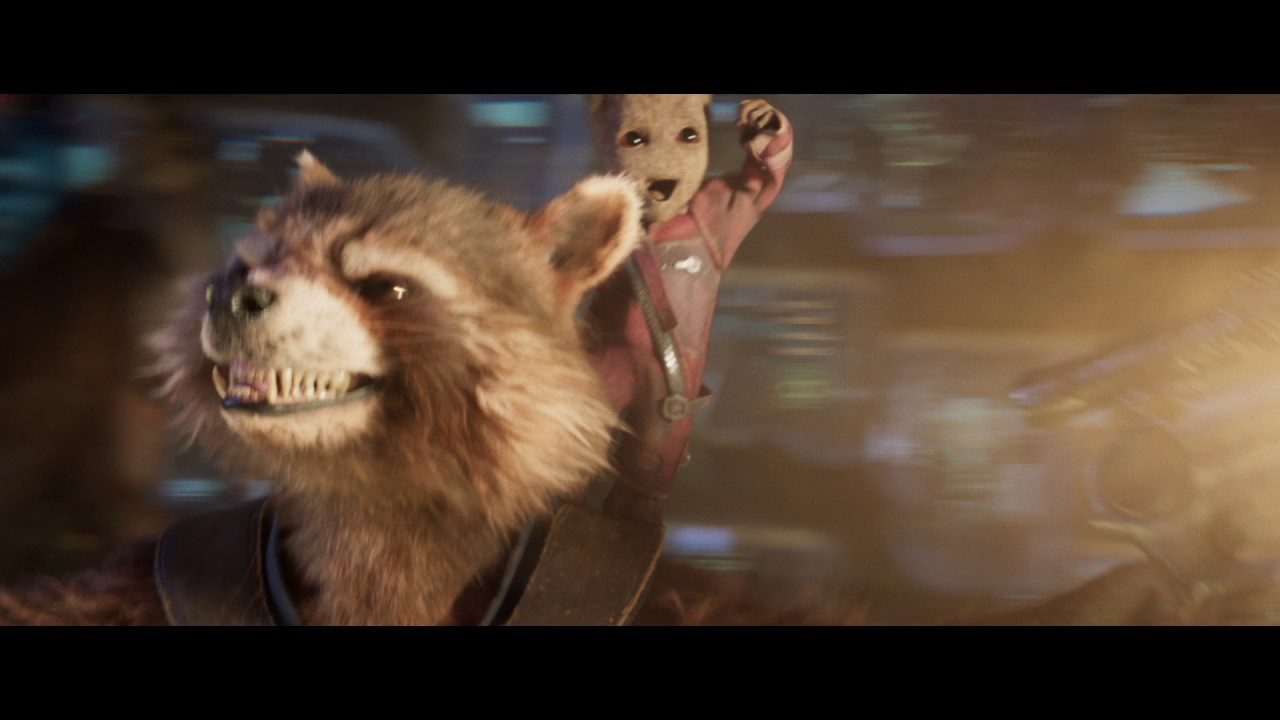 It's the Newest TV Trailer for the GUARDIANS OF THE GALAXY VOL.2