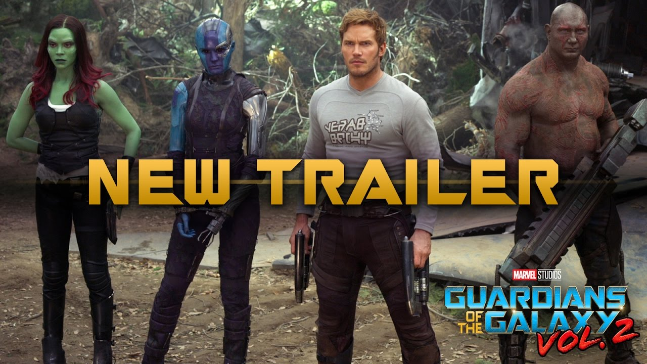 Top 4 Things We Saw in the New GUARDIANS OF THE GALAXY VOL.2 Trailer