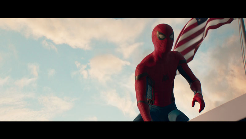 New SPIDER-MAN: HOMECOMING Trailer Shows Spider-Man Learning Responsibility