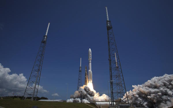World's First 360-Degree Rocket Launch: Watch it Live on April 18