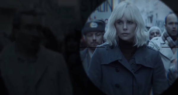 New ATOMIC BLONDE Trailer Will Get Your Blood Pumping
