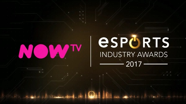 Group 1 Nominations Are Now Open for the 2017 ESPORTS INDUSTRY AWARDS