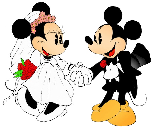 Geeky Wedding Wednesday: CLASSIC MICKEY