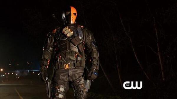 Manu Bennett's Deathstroke Will Return to ARROW in Season 5 Finale