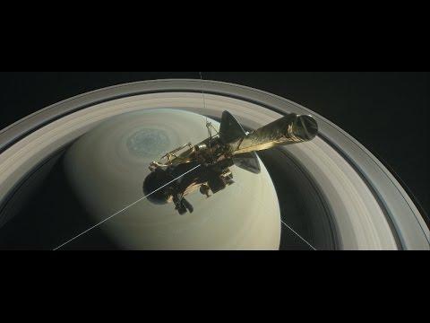 NASA's Cassini Mission Prepares for Its Poetic Grand Finale