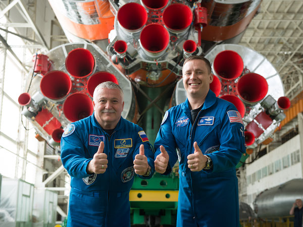 Watch New Space Station Crew Members Launch TONIGHT and Arrive in the Morning