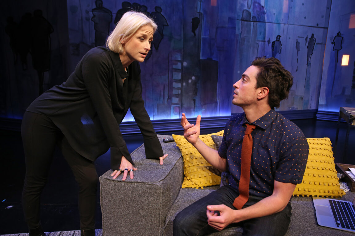 """South Coast Repertory's """"THE SIEGEL"""" is Worth Seeing Twice"""