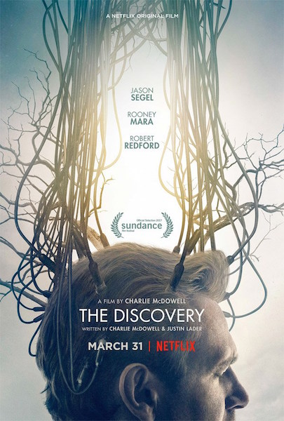 Movie Review – THE DISCOVERY
