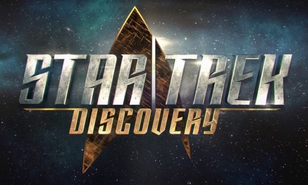 STAR TREK: DISCOVERY Releases First Cast Photo