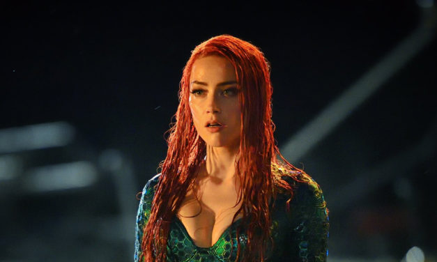 AQUAMAN: Amber Heard Talks Mera 'Warrior Queen'