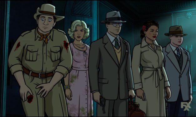 ARCHER DREAMLAND Recap: (S08E07) Gramercy, Hailberd!