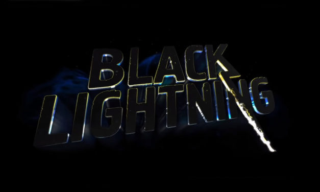 Here Comes the Thunder in Our First BLACK LIGHTNING Trailer