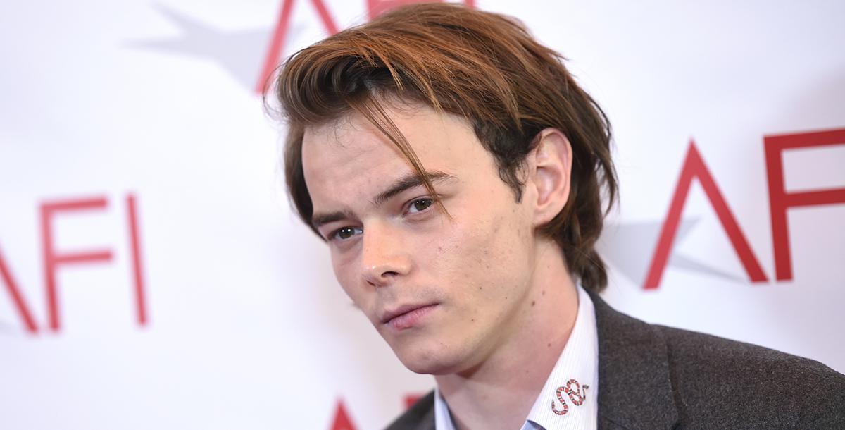 STRANGERS THINGS Star Charlie Heaton Joining NEW MUTANTS
